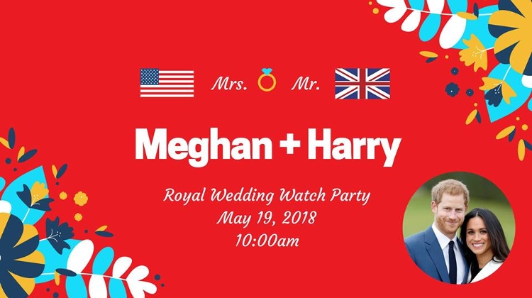 Royal Wedding Viewing Party