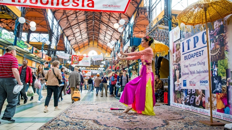 'Indonesian Days', Great Market Hall, 8 - 10 May