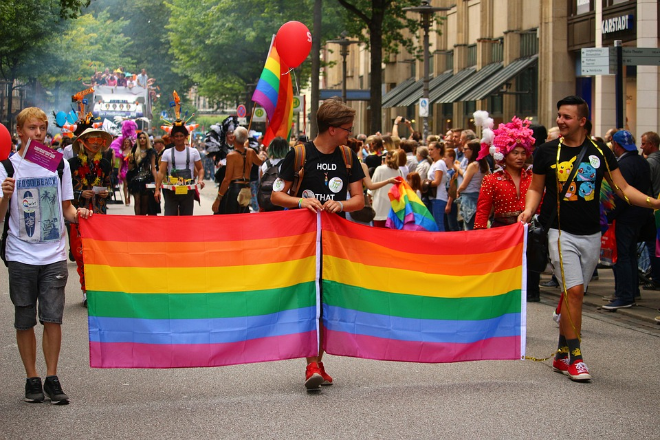 Budapest Pride March, City Park, 7 July
