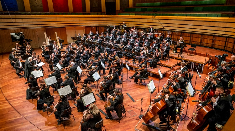 Helmuth Rilling & Hungarian Radio Symphony Orchestra @ Palace Of Arts Home, 9 May