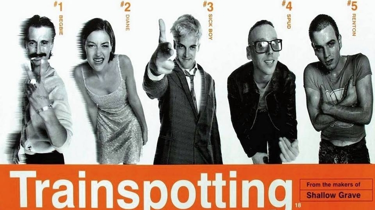 Budapest Rooftop Cinema Special Edition: Trainspotting