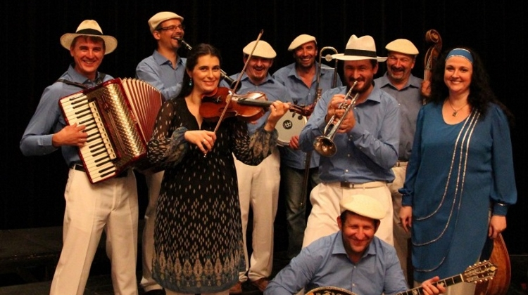 Sabbathsong Klezmer Band @ Spinoza Theater
