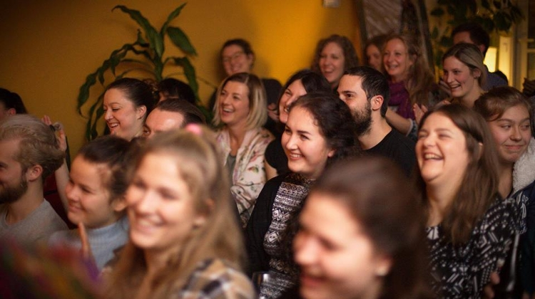 Budapest English Comedy Night @ Szimpla Café