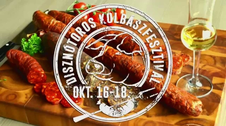 Sausage Festival In Budapest, 12 – 14 October