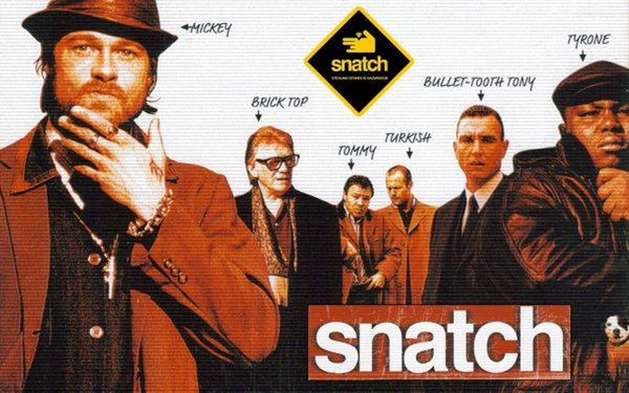 Budapest Rooftop Cinema Classic Film Club: Snatch
