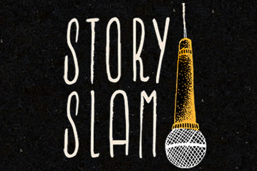 Story Slam - Travel Special