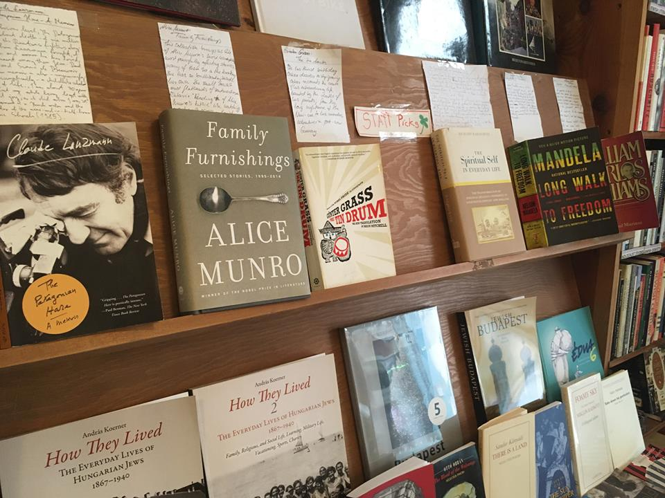 What To Read In Hungary? - Book Club In English @ Massolit Books & Café