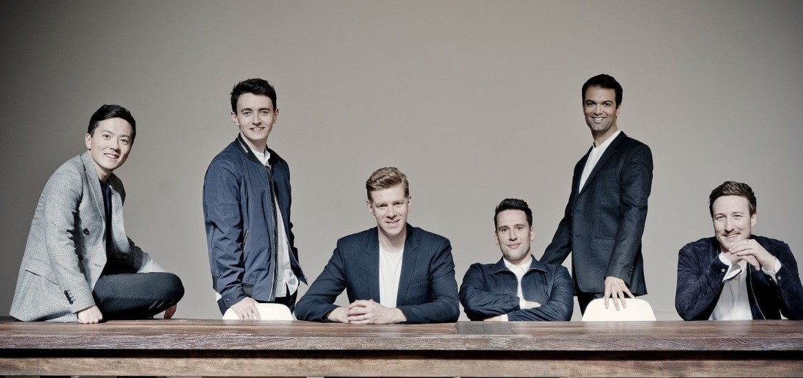 The King's Singers @ Mupa