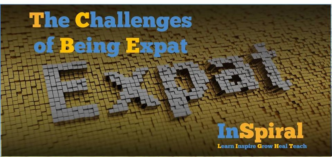 Workshop: Challenges Of Working Abroad / Being an Expat @D18 Café & Bar
