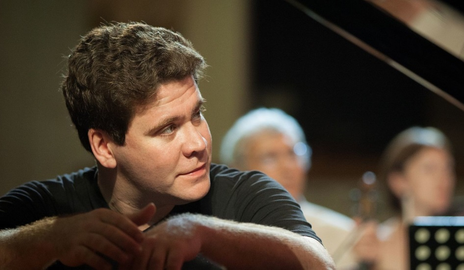 Piano recital By Denis Matsuev @ Mupa