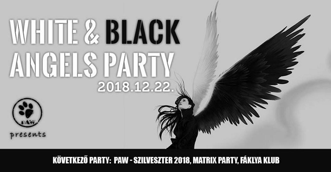 White & Black Angels Party