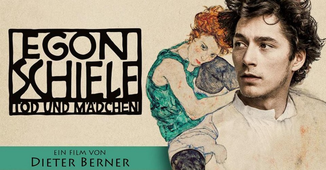 Egon Schiele: Death & The Maiden Film Premiere