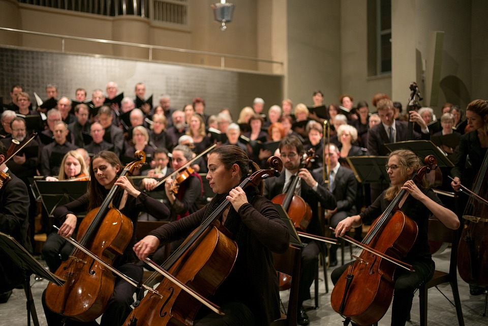 New Years Concert: Haydn – Creation