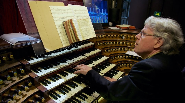 Organ recital with Daniel Roth