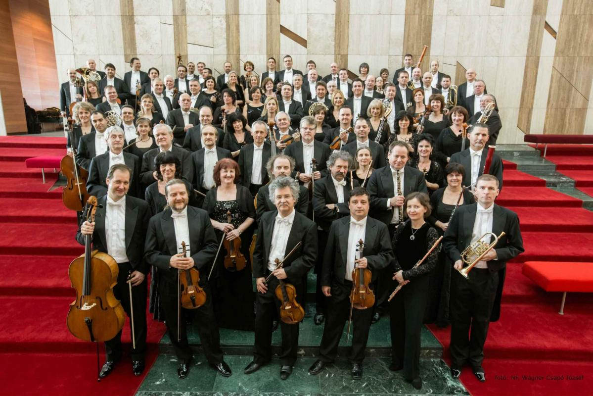 Hungarian National Philharmonic Orchestra @ Mupa