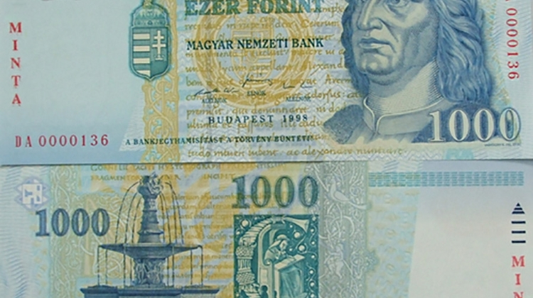 Hungary Prepares To Withdraw Old HUF 1,000 Bills