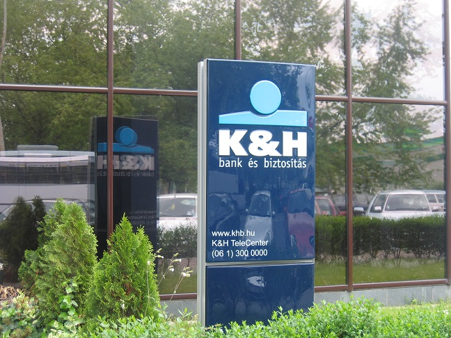 K&H Hungary Records HUF 45.1 Billion Banking Revenue