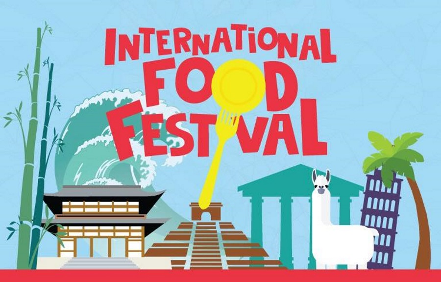 IWC International Food Festival, 10 June