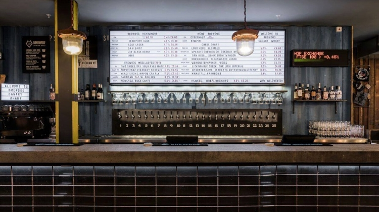 BrewDog To Open Bar In Budapest