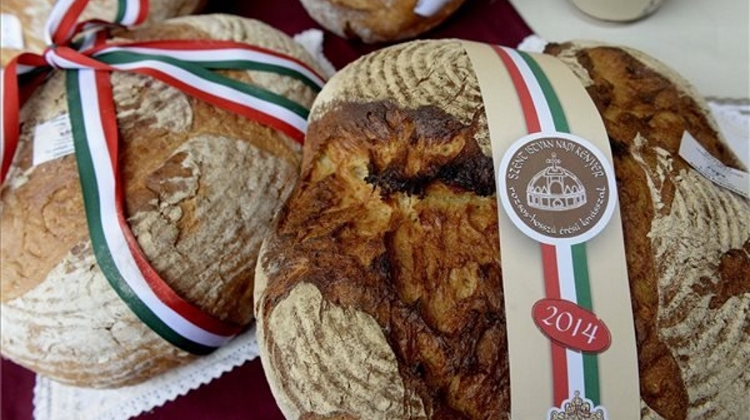 'Wine & Bread Feast', Siófok, 16 – 20 August