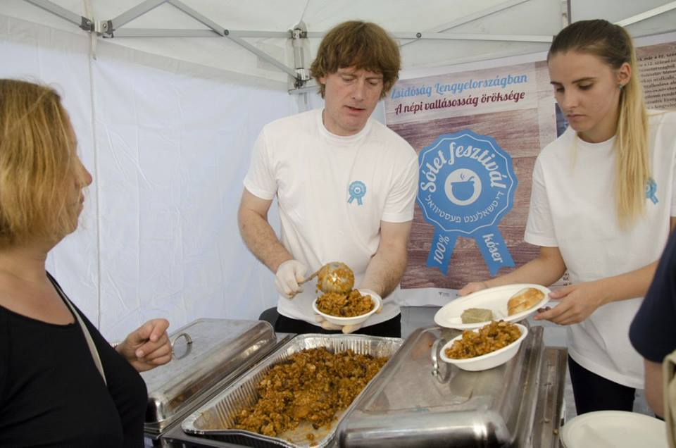 Jewish Gastro Day: 'Cholent Festival', Budapest, 26 August