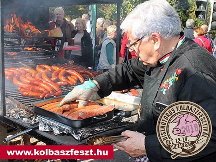 Budapest Sausage Festival @ Railway Museum, 12 – 14 October