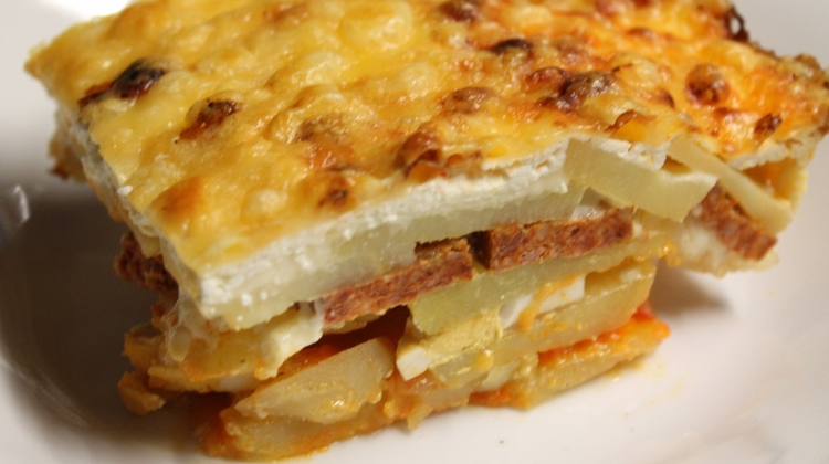 Recipe Of The Week: Layered Potatoes