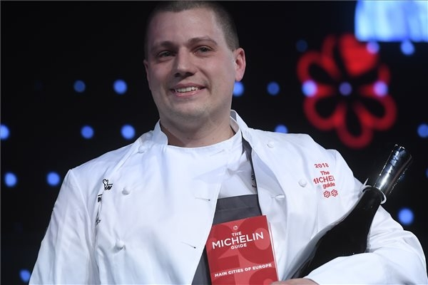 Budapest Restaurant Awarded 2nd Michelin Star