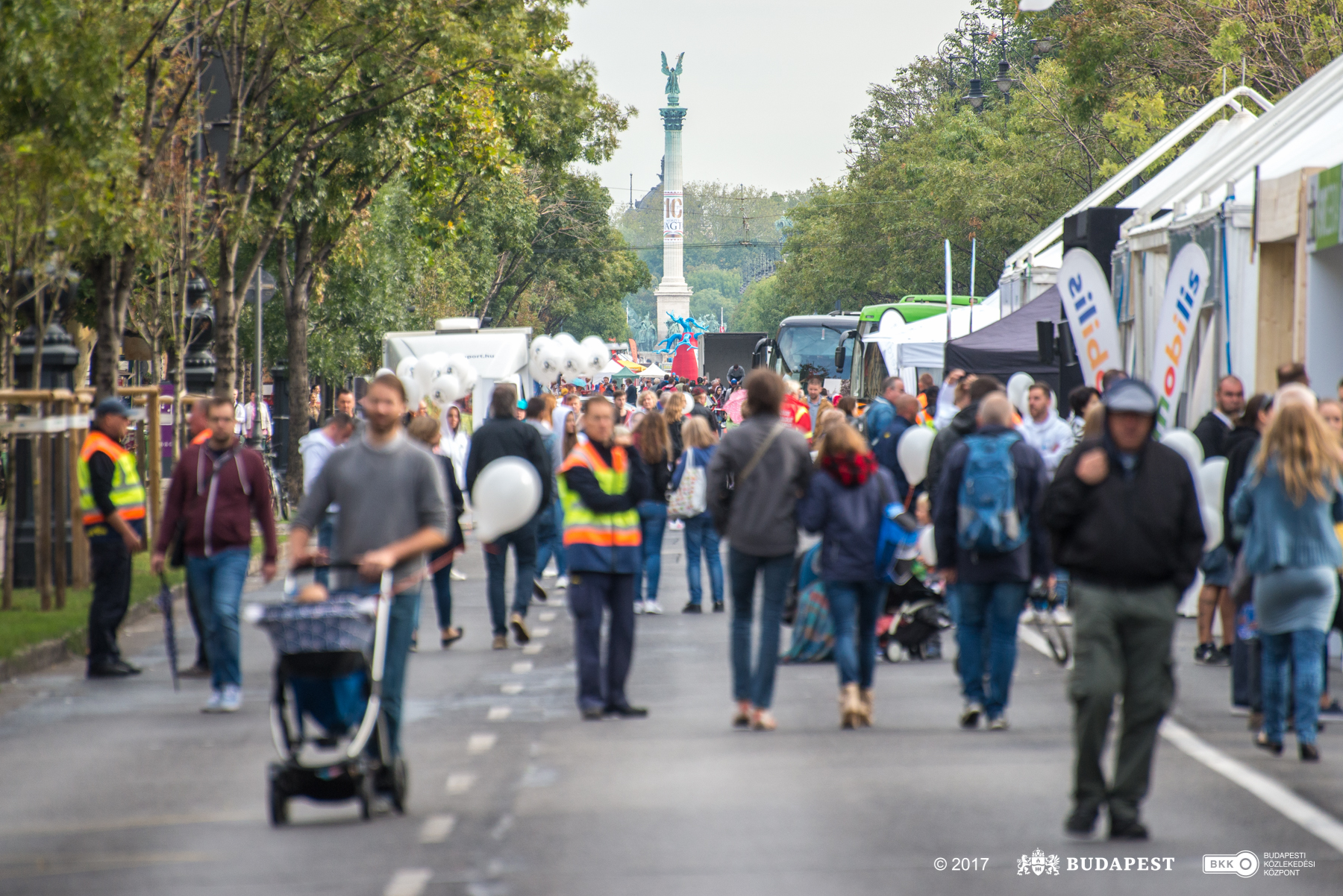 'European Mobility Week', Budapest, 16 - 22 September