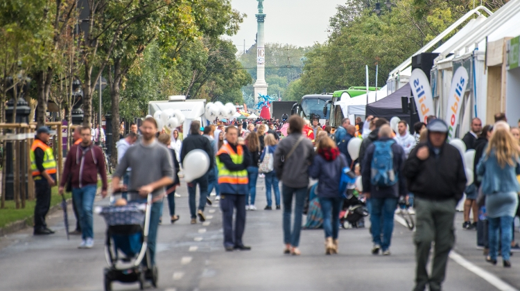 Car-Free Day Coming Up In Budapest, 16 - 22 September