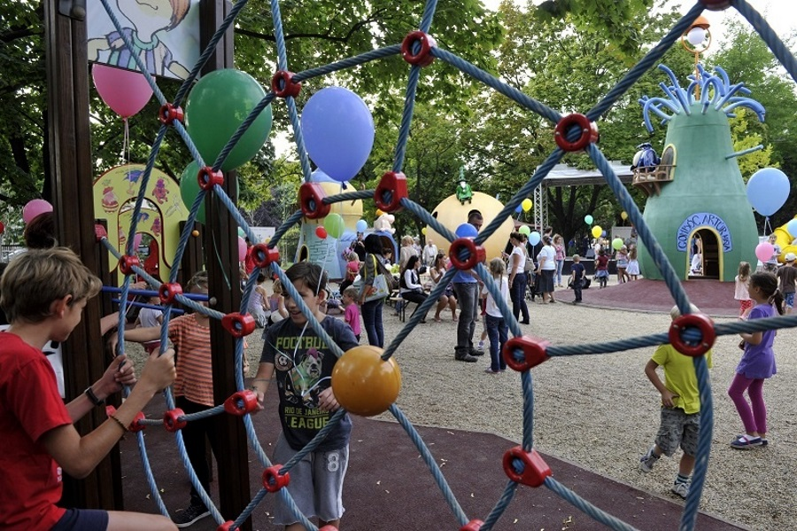 7 Top Playgrounds In Budapest