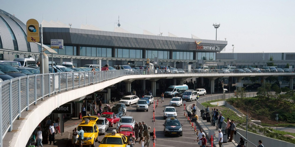 Budapest Airport Public Transport Links Improved