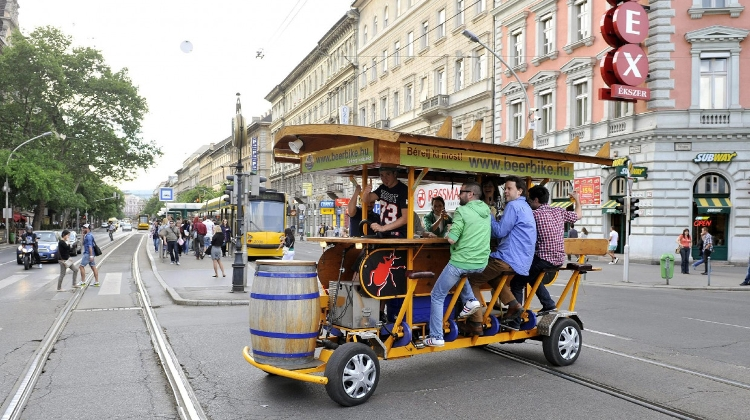 Beer Bikes Banned From 14th District