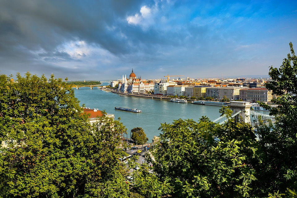 Budapest Voted Second-Best Cruise Destination