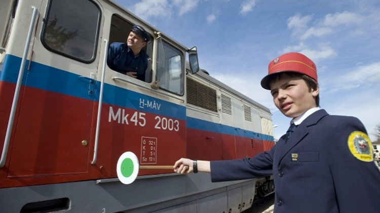 Children's Railway Budapest: 'The Greatest Toy In The World'