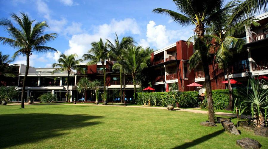 Escape From Budapest To Ramada Resort Khao Lak In Thailand