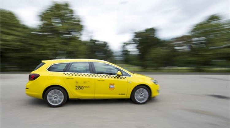New Taxi Firm Offers Fixed Fares In Budapest