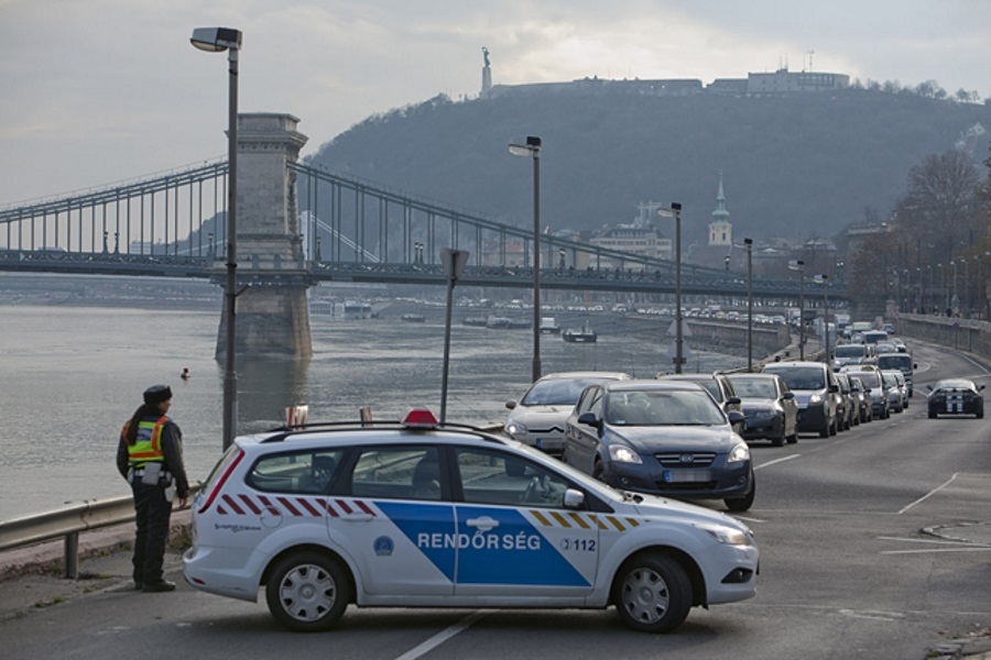 Budapest's Most Dangerous Roads