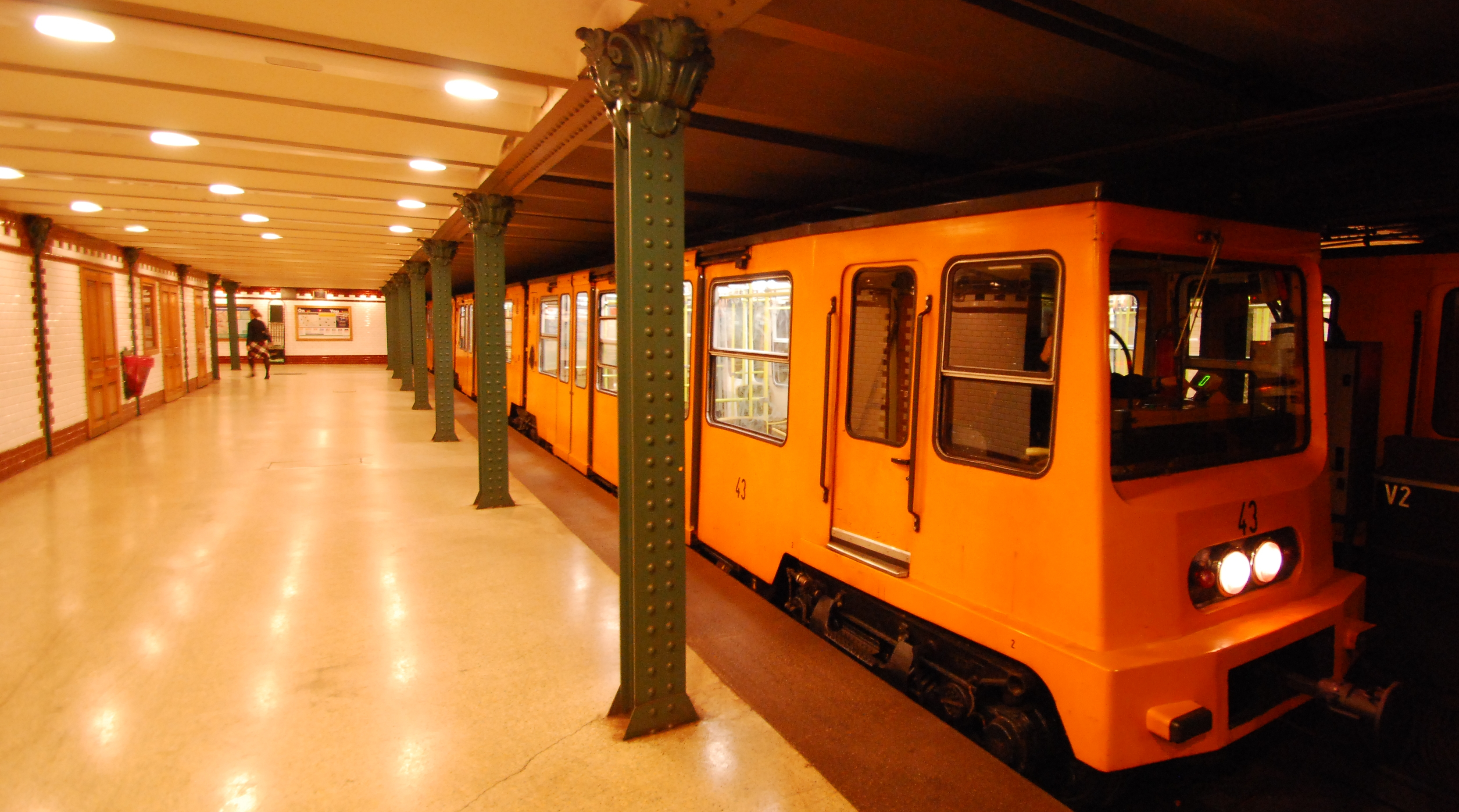 Historic Metro Line Might Be Expanded