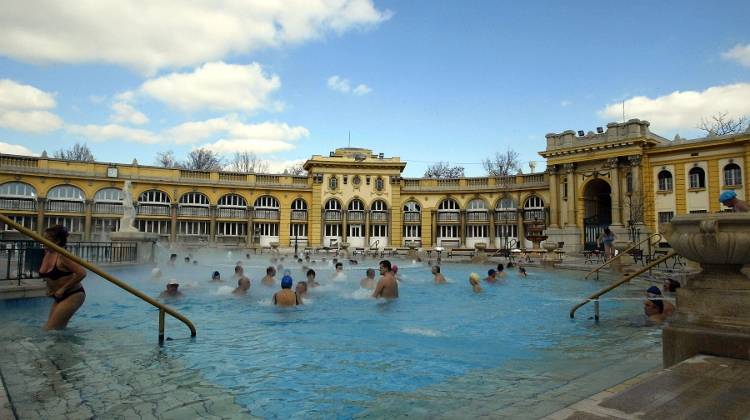 Virtually Visit Best Spas In Budapest Here