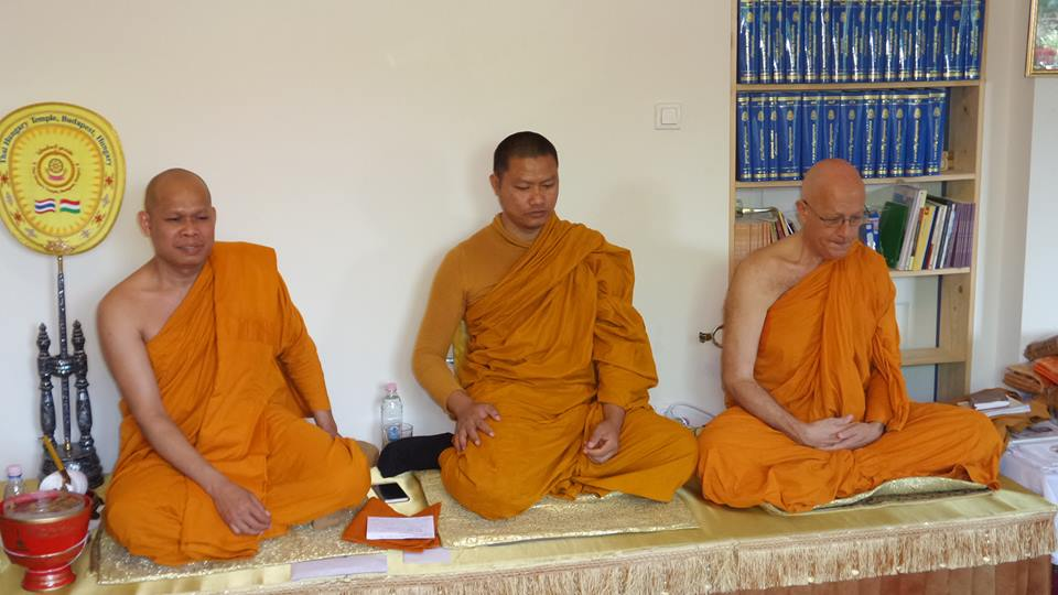 'Buddhism For Everyday Use' From Buddhist Monks In Budapest