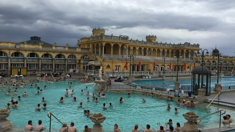 Budapest Baths More Popular, New Spa To Open