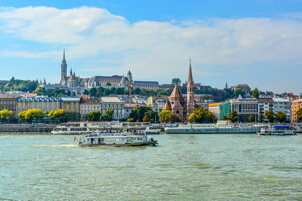 Budapest - Banks of the Danube, the Buda Castle Quarter & Andrássy Avenue