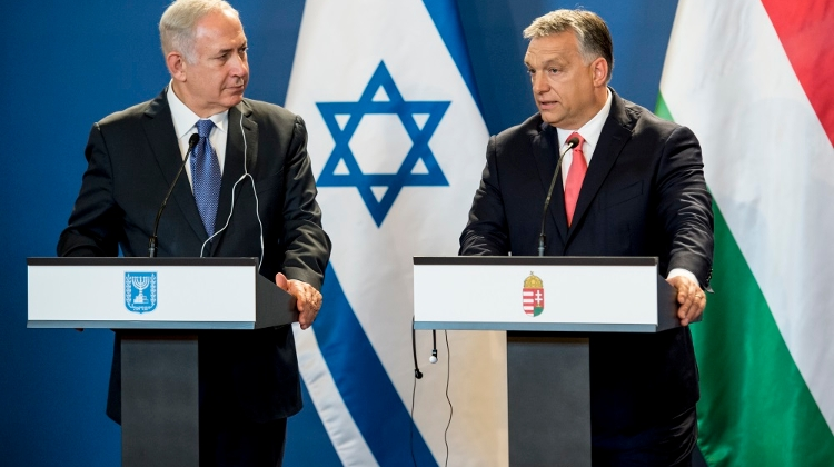 Former Israeli Spooks Suspected Of Doing Orbán's Bidding