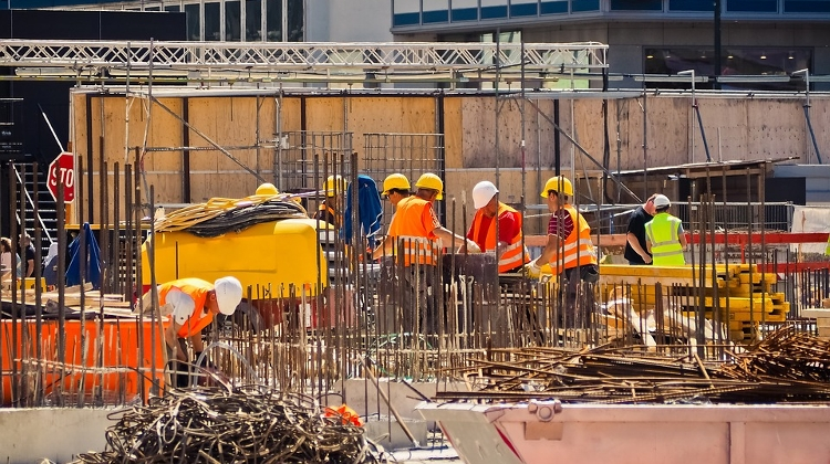 Construction Sector Output Growth Slows Sharply In March
