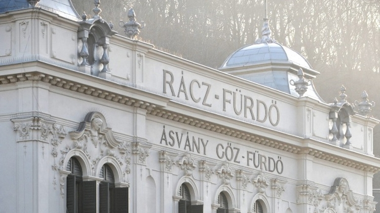 Budapest Set To Reacquire Rác Baths This Summer
