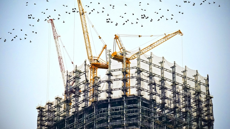 Construction Sector Output Up 24.4% In Hungary In August