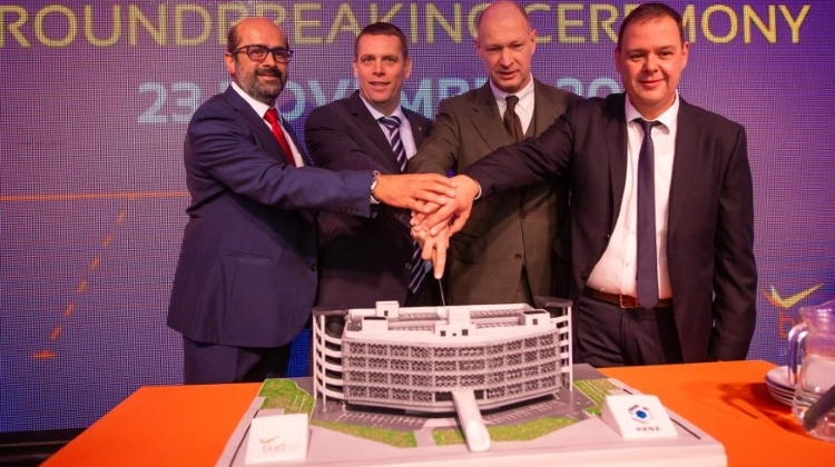 Multi-Storey Car Park Construction Commenced At Budapest Airport