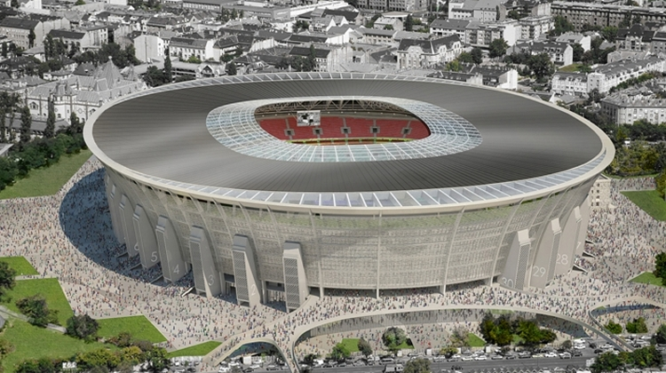 New Puskás Stadium To Be Completed By End 2019