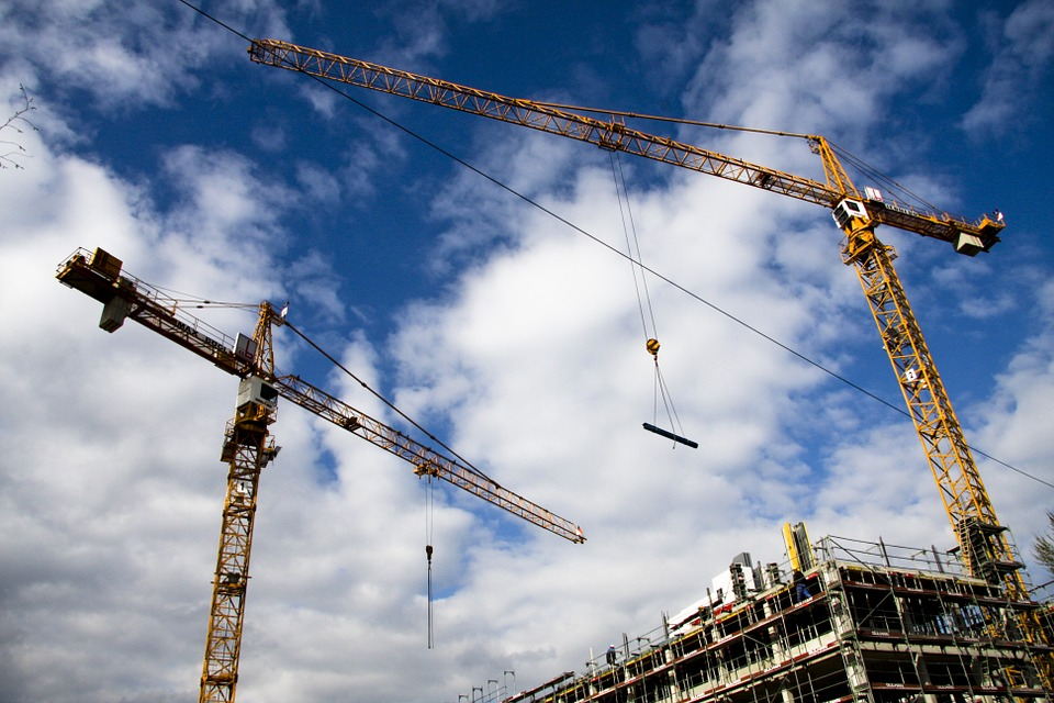 Construction Up Nearly 30% In 2017 Against Low Base
